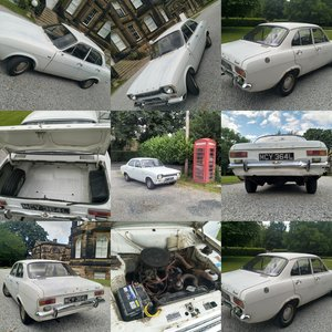 Picture of 1973 MK1 Ford Escort 1100 L 4 door LHD