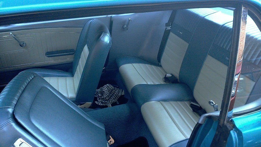 1966 Mustang 302 V8 coupe Auto For Sale (picture 4 of 6)