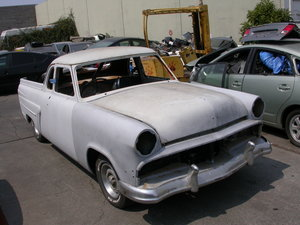 Picture of 1953 FORD OF AUSTRALIA BUILT RHD PICKUP. For Sale