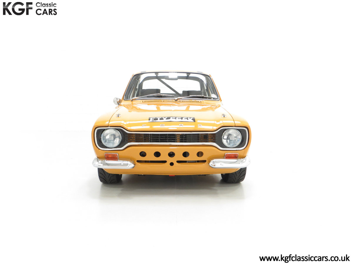 1971 An Incredible AVO Registered Mk1 Ford Escort Mexico SOLD (picture 3 of 24)