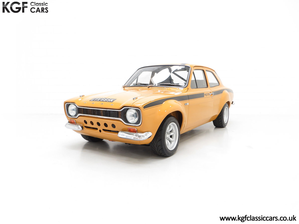 1971 An Incredible AVO Registered Mk1 Ford Escort Mexico SOLD (picture 6 of 24)