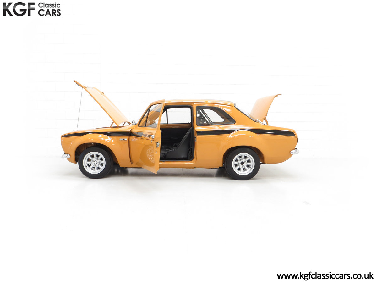 1971 An Incredible AVO Registered Mk1 Ford Escort Mexico SOLD (picture 7 of 24)