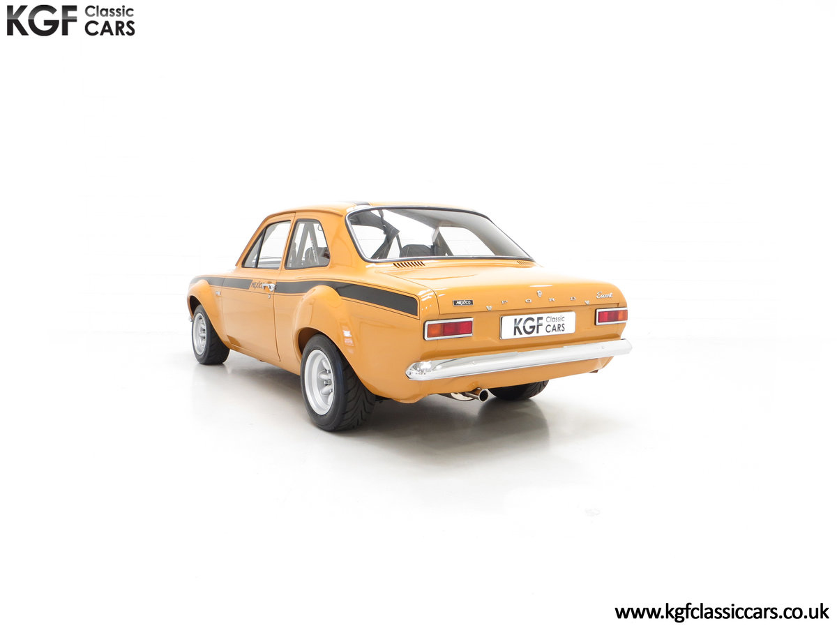 1971 An Incredible AVO Registered Mk1 Ford Escort Mexico SOLD (picture 8 of 24)