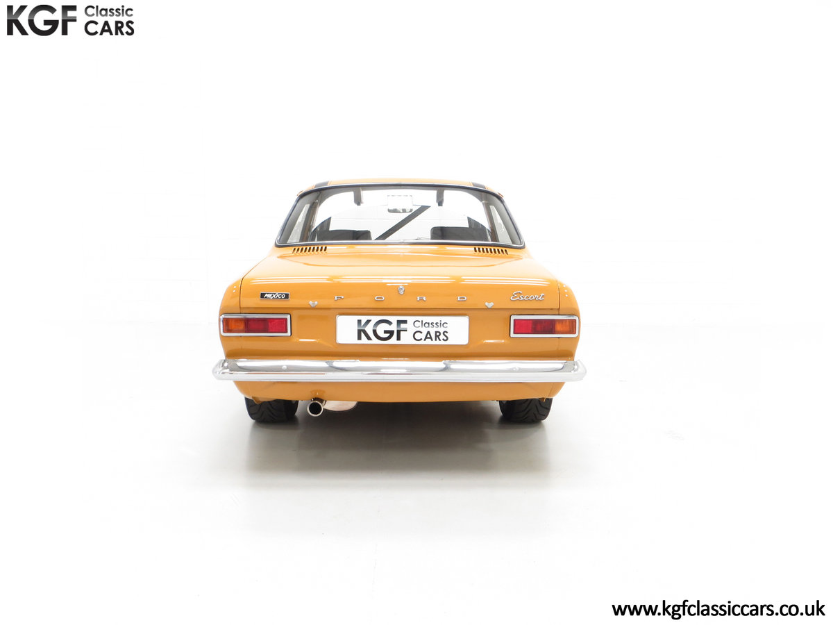 1971 An Incredible AVO Registered Mk1 Ford Escort Mexico SOLD (picture 10 of 24)