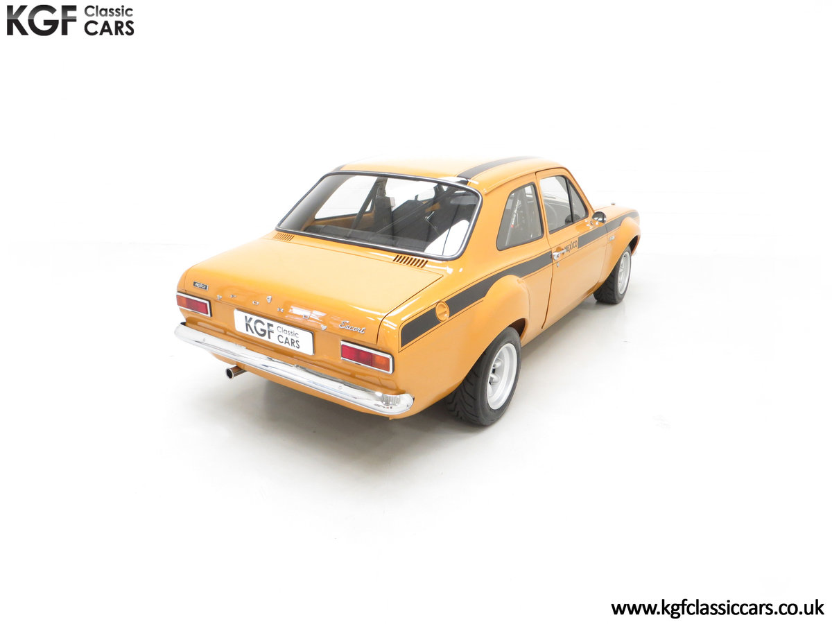 1971 An Incredible AVO Registered Mk1 Ford Escort Mexico SOLD (picture 12 of 24)