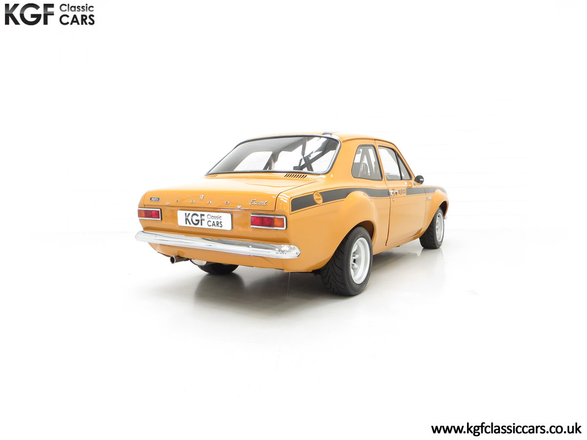 1971 An Incredible AVO Registered Mk1 Ford Escort Mexico SOLD (picture 13 of 24)