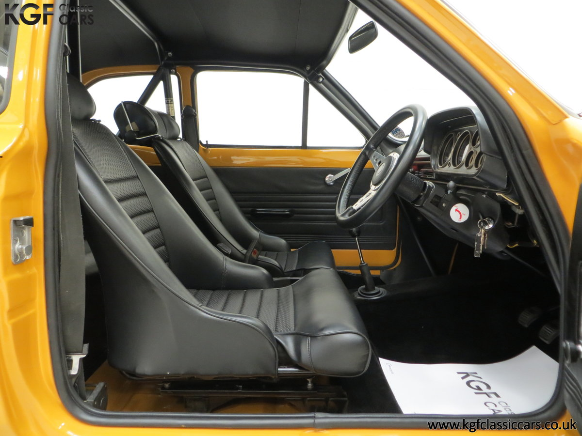 1971 An Incredible AVO Registered Mk1 Ford Escort Mexico SOLD (picture 18 of 24)