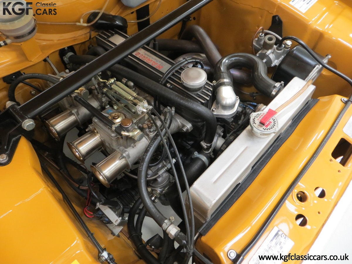 1971 An Incredible AVO Registered Mk1 Ford Escort Mexico SOLD (picture 21 of 24)