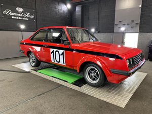 *REMAINS AVAILABLE - AUGUST AUCTION* 1978 Ford Escort RS2000