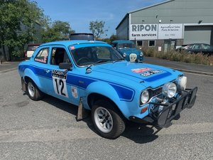1972 *REMAINS AVAILABLE - AUGUST AUCTION* Ford Escort RS1600 Mk1  For Sale by Auction