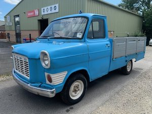 *REMAINS AVAILABLE - AUGUST AUCTION* 1969 Ford Transit MK1