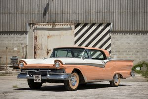 1957 Ford Fairlane 500 Skyliner No reserve For Sale by Auction