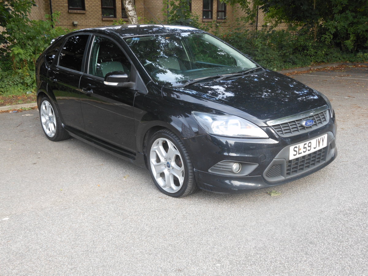 2010 2009 Ford Focus 2.0 Tdci Zetec S For Sale (picture 1 of 6)