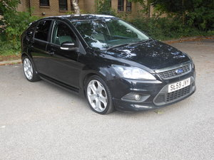 2010 2009 Ford Focus 2.0 Tdci Zetec S For Sale