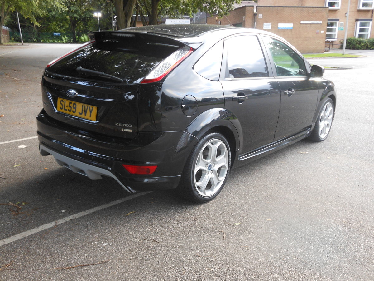 2010 2009 Ford Focus 2.0 Tdci Zetec S For Sale (picture 2 of 6)