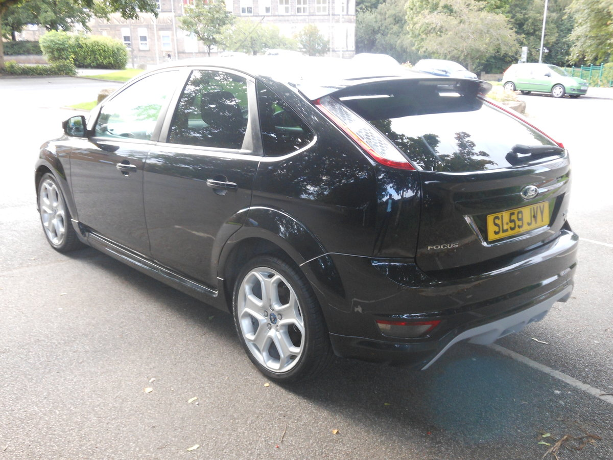 2010 2009 Ford Focus 2.0 Tdci Zetec S For Sale (picture 3 of 6)
