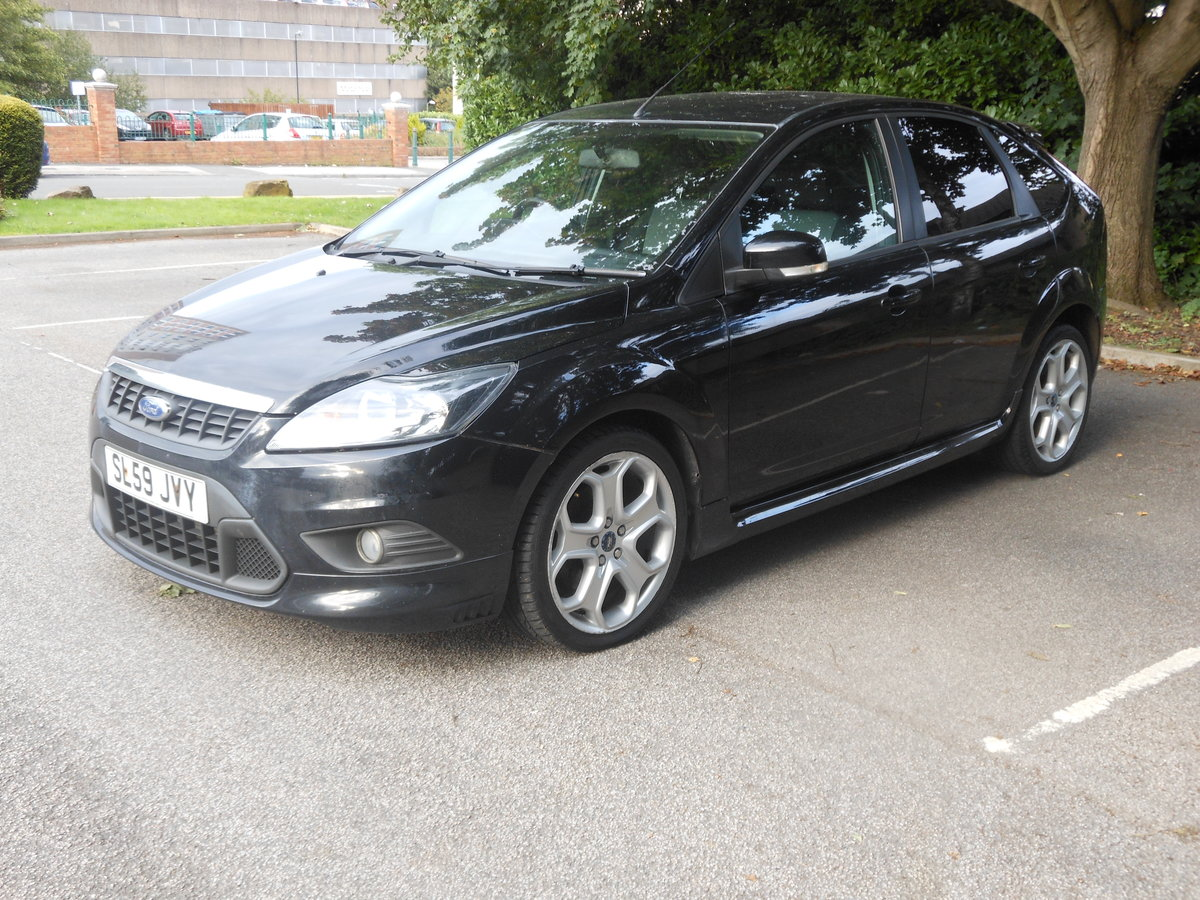 2010 2009 Ford Focus 2.0 Tdci Zetec S For Sale (picture 4 of 6)
