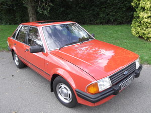 Picture of 1982 Ford Escort Ghia SOLD