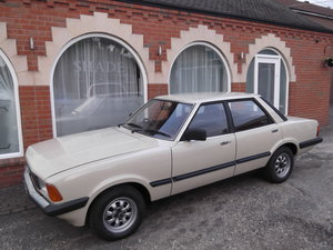 Picture of 1982 Ford Cortina GL SOLD
