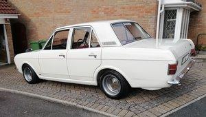 Picture of 1968 Ford cortina 1300 deluxe ermine white