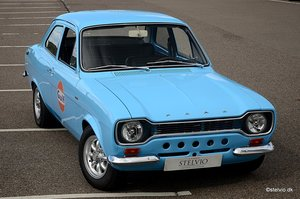 Picture of 1969 Ford Escort full restoration with Mexico specs SOLD