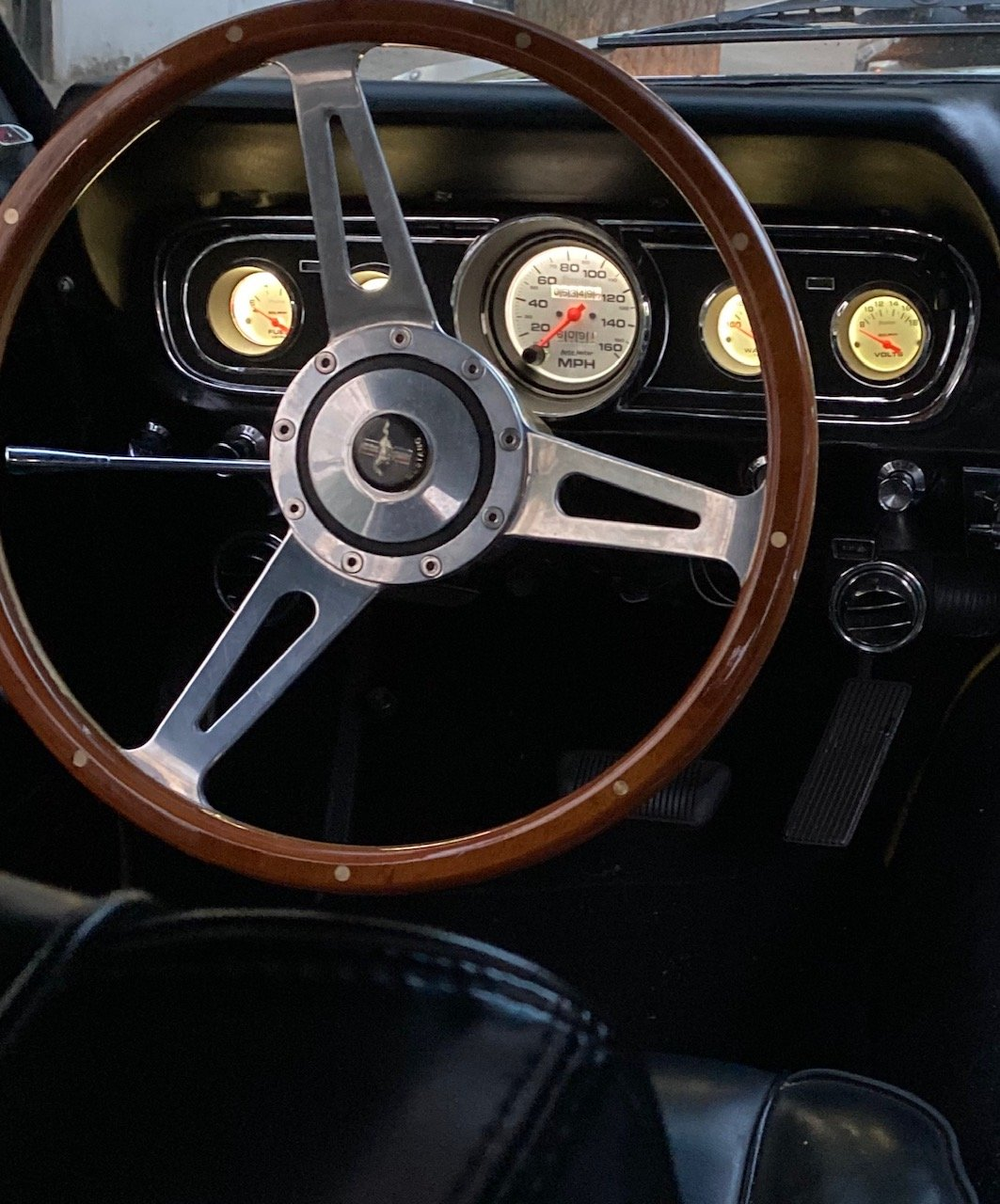 1966 Ford Mustang 302 GT Coupe - 300 BHP For Sale (picture 4 of 6)