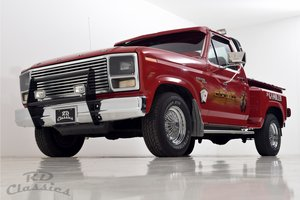 1980 Ford F100 Pick Up Truck