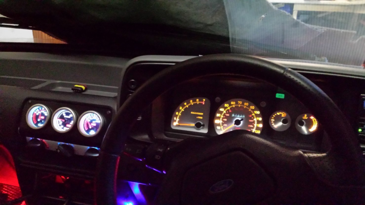 1989 Ford Escort RS Turbo S2 For Sale (picture 4 of 6)