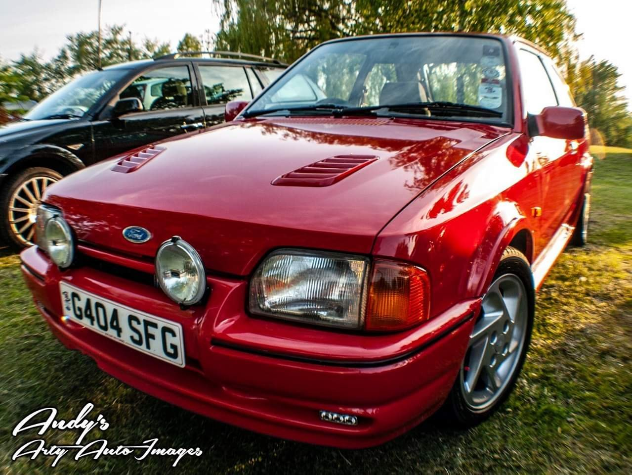 1989 Ford Escort RS Turbo S2 For Sale (picture 2 of 6)