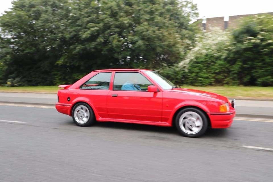 1989 Ford Escort RS Turbo S2 For Sale (picture 3 of 6)