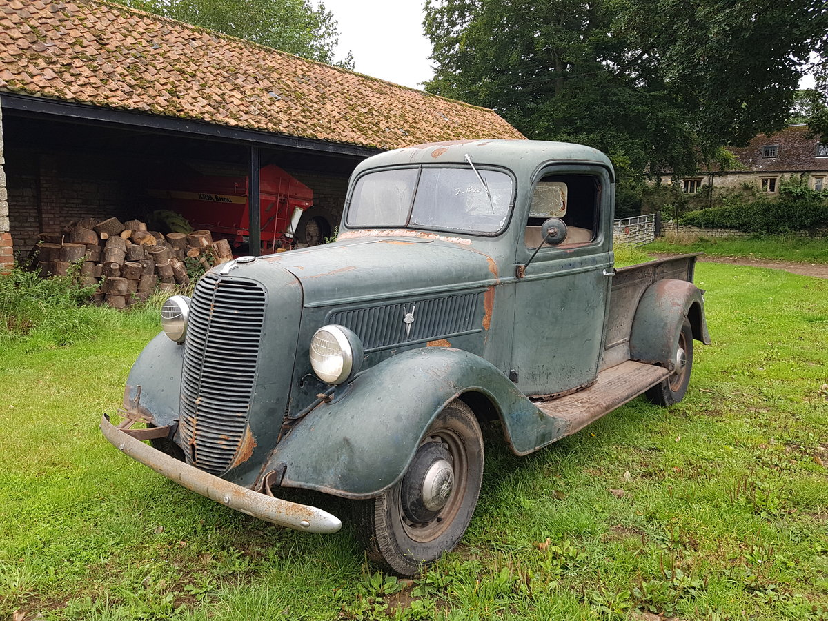 1937 Ford Type 77 Pickup Truck For Sale (picture 1 of 6)