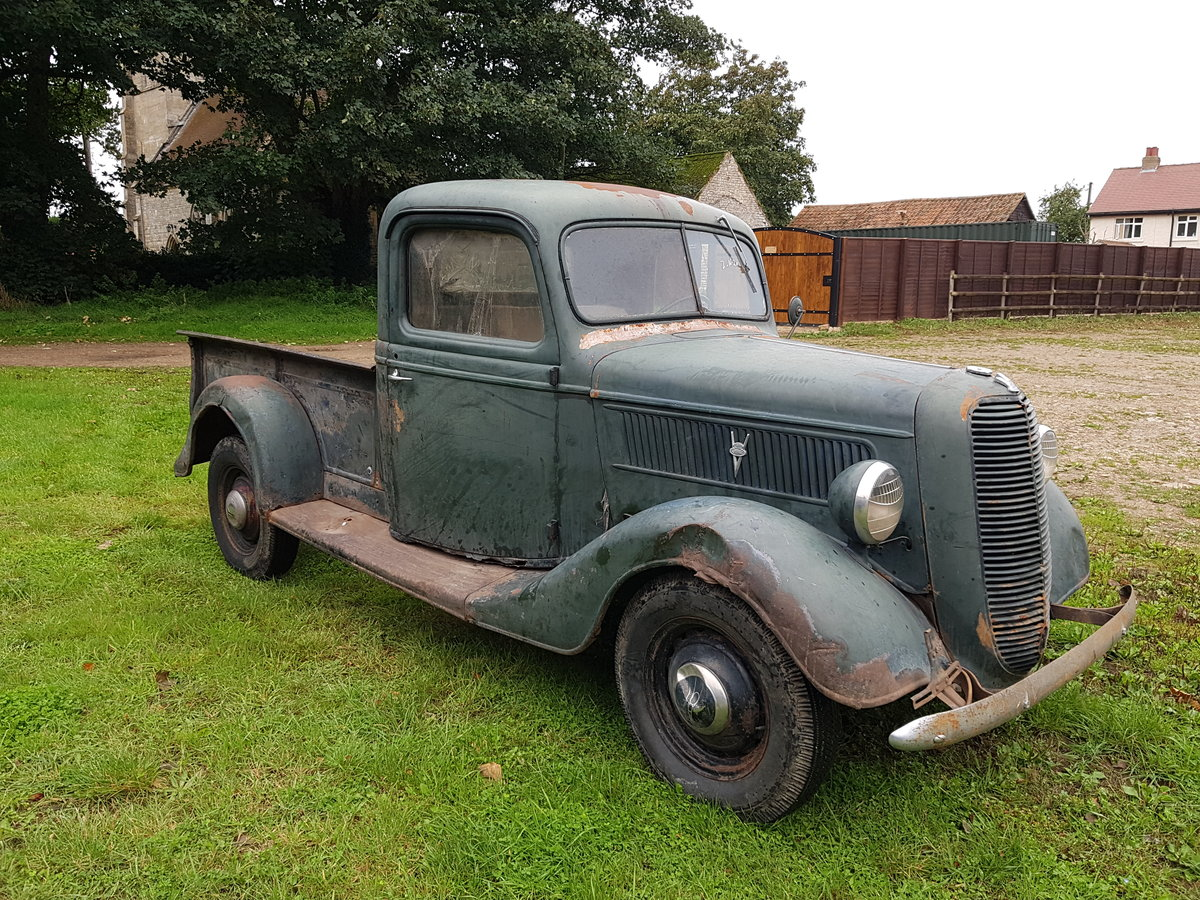 1937 Ford Type 77 Pickup Truck For Sale (picture 5 of 6)