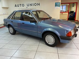 Picture of 1984 FORD ESCORT 1.6 GHIA For Sale