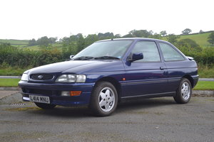 *REMAINS AVAILABLE* 1993 Ford Escort XR3i