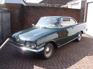 1964 Ford consul capri in goodwood green. For Sale