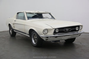 1967 Ford Mustang GT Fastback S-Code