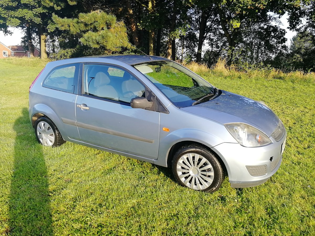 2006 Ford Fiesta full mot, service history & hpi clear SOLD (picture 2 of 6)