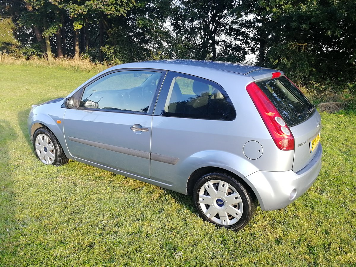 2006 Ford Fiesta full mot, service history & hpi clear SOLD (picture 3 of 6)