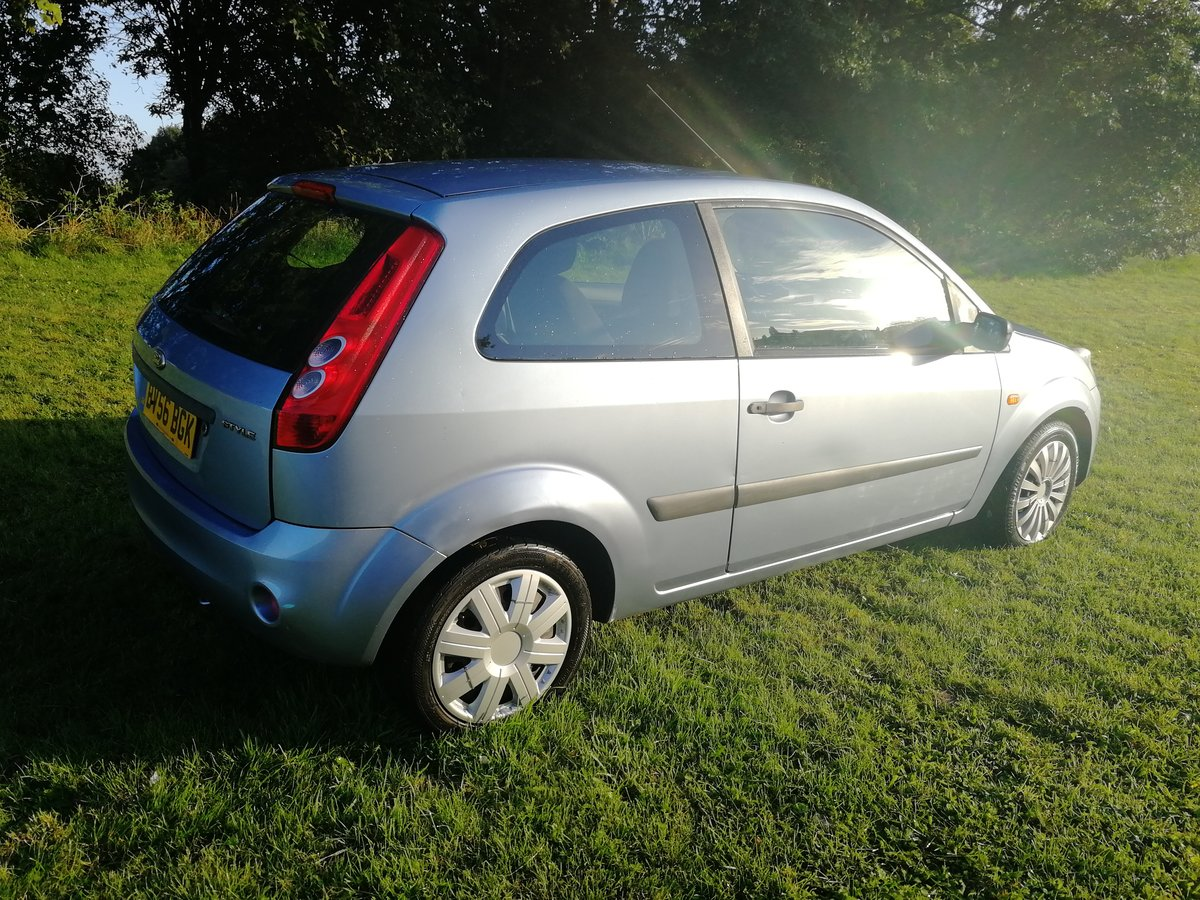 2006 Ford Fiesta full mot, service history & hpi clear SOLD (picture 4 of 6)