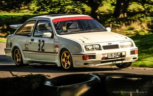 1987 Ford Sierra Cosworth Hill climb car