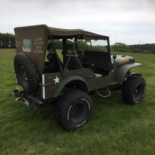 1943 Jeep  For Sale (picture 6 of 6)