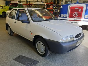 **OCTOBER ENTRY** 1997 Ford Fiesta Encore For Sale by Auction
