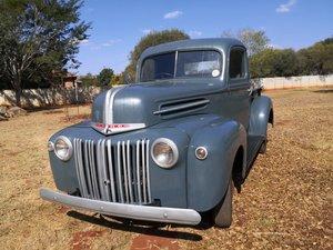1943 Ford Jail breaker pick-up restored original