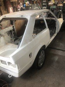 1985 Project Escort RS turbo