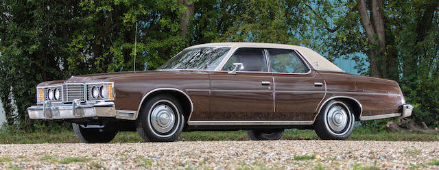 1974 Ford LTD Sedan For Sale by Auction