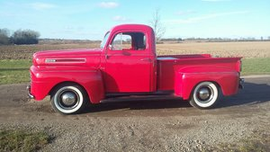 1950 Ford f1 half ton pickup