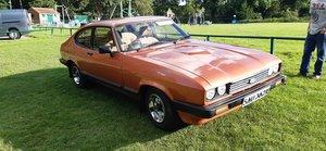 Original Ford Capri 1.6 GL Bronze