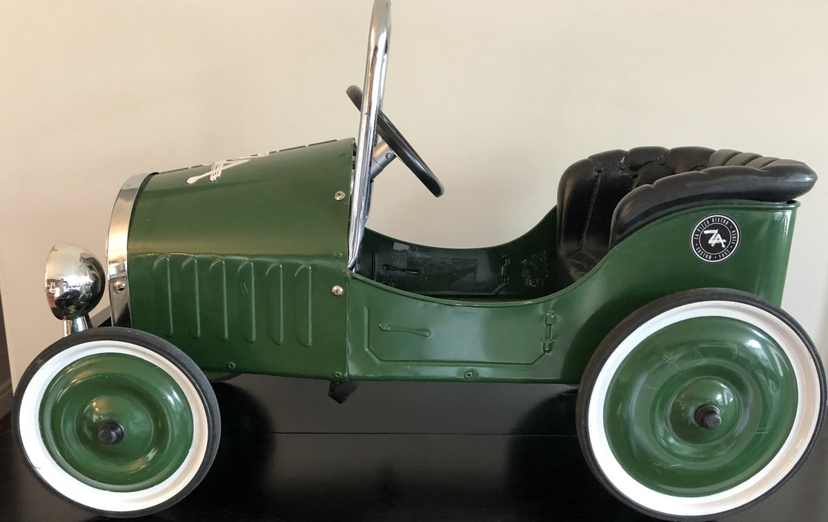 1939 Repo Pedal Car For Sale (picture 1 of 3)