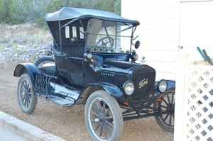 All original Ford Model T