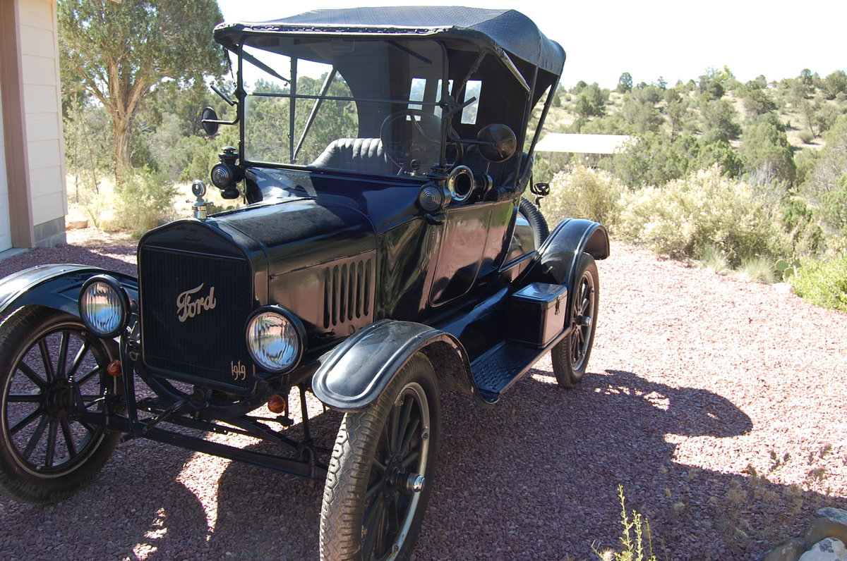 1919 All original Ford Model T For Sale (picture 4 of 6)
